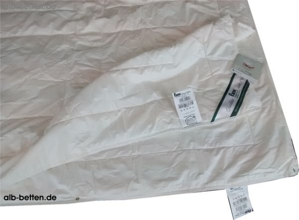 fan Cotton African-Tencel Baumwoll 4-Jahreszeiten-Steppbett