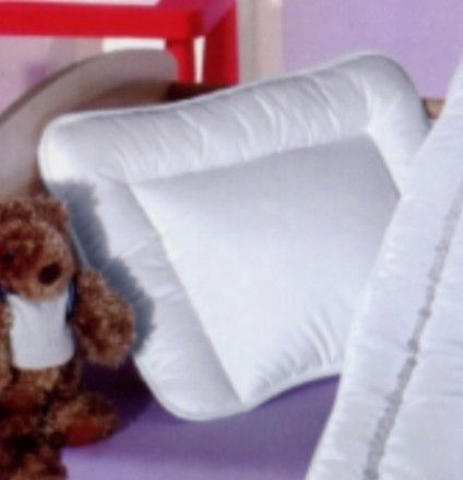 Kinder-Flachkissen fan Schlafgut Medisan 40x60 cm